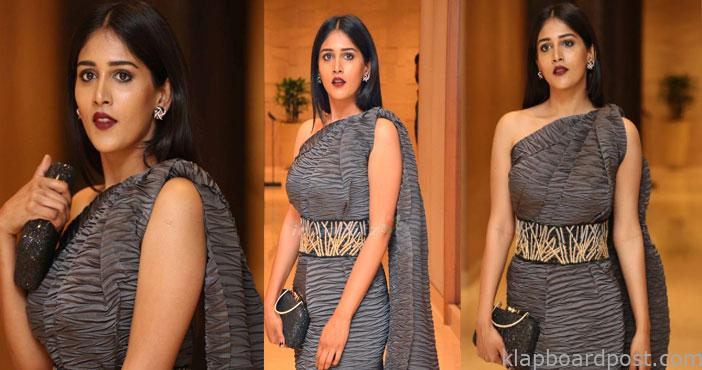 Chandini Chowdary Bitter Experience with Bada Producer