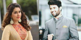 Valentine's Day: Vijay Deverakonda, Raashi Khanna's Love Tale