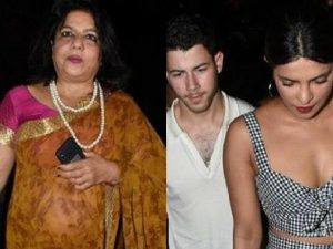 Priyanka Chopra Nick Jonas Mother Madhu