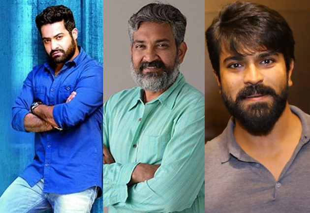 RAJAMOULI GETTING SHOCKED WITH CHARAN BAD PLANING!