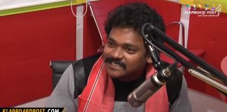 shakalaka shankar pawan red towel