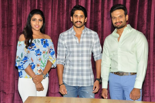 Brand babu Movie Trailer launch By Naga Chaithnya3