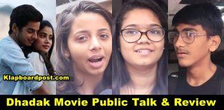 Dhadak Review Rating Janhvi Kapoor