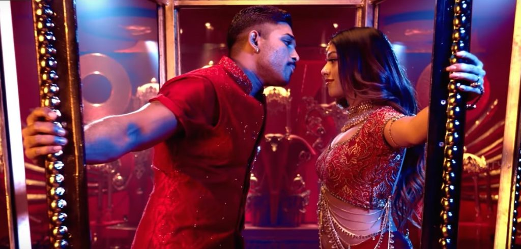 Naa Peru Surya Naa Illu India Movie, Allu Arjun, Anu Emmanuel