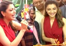 Kajal Aggrawal Launches Happi Mobile Store