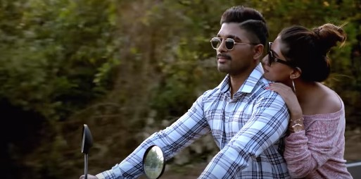Maya video Song Naa Peru Surya Naa Illu India