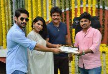 Naga Chaithnya Samantha New Movie Opening