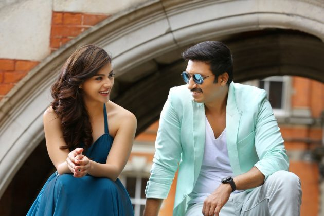 Pantham Movie Latest Stills