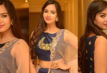 Pujita Ponnada Latest Stills