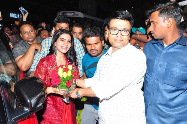 Samantha launches Bahar Cafe Restarent