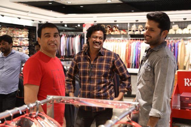Sreenivasa Kalynam Movie Wirking Pics