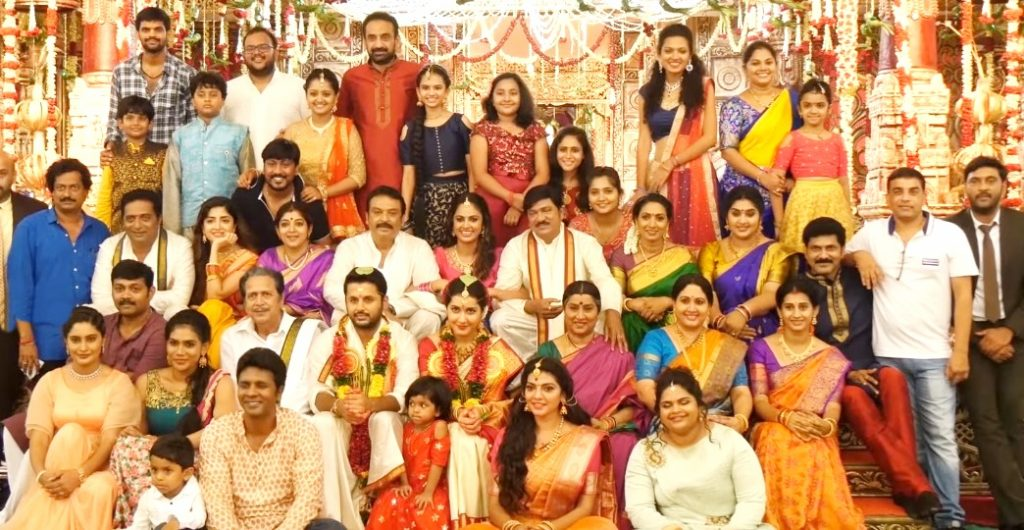 Srinivasa Kalyanam Movie Making Video Nithiin