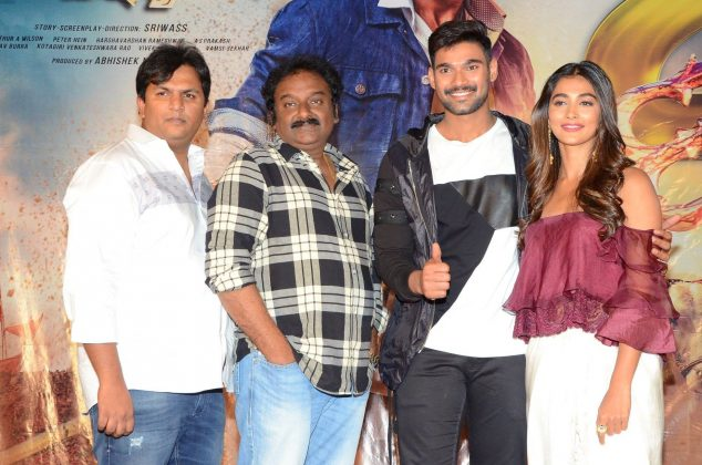 Saakashyam Movie Press Meet Photos