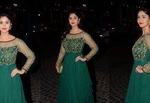 Surabhi Filmfare Awards 2018