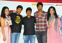 Neevevaro Movie Audio Launch Event