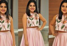 Nivetha Thomas Stills From Neevevaro Movie Audio Launch