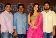 Srinivasa Kalyanam Movie Success Meet