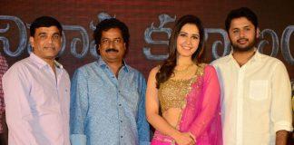 Srinivasa Kalyanam Movie Success Meet