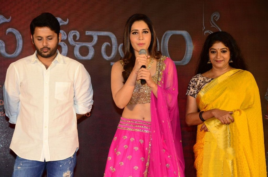 Srinivasa Kalyanam Movie Success Meet Klapboardpost