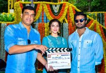 Sudheer Babu And Mehreen Kaur Pirzada New Movie Launch Event