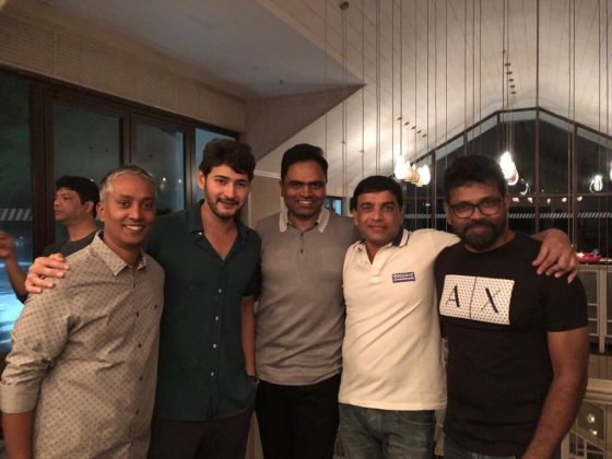 Superstar MaheshBabu Birthday Celebrations Photos