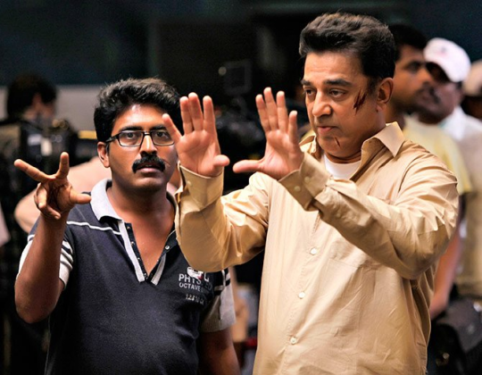 Vishwaroopam 2 Movie Working Stills