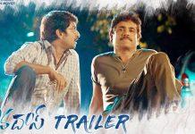 'Devadas' movie Trailer nagarjuna nani