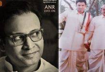 Sumantha As ANR in NTR Biopic