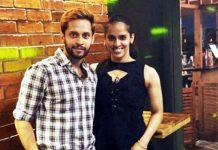 Saina Nehwal Husband Name