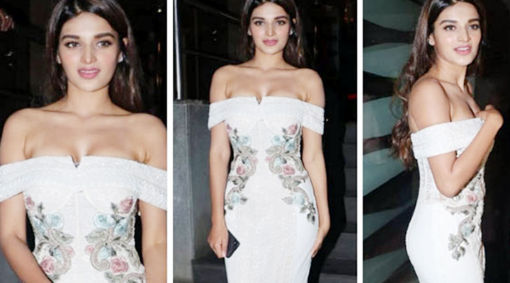 Nidhhi Agerwal At GQ Man of The year Event