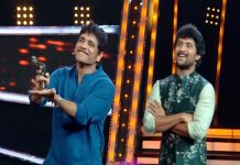 Nagarjuna And Nani At Bigg Boss Telugu 2