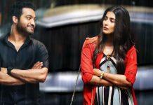 Anaganaganaga Song Jr NTR and Pooja Hegde Aravindha Sametha Movie