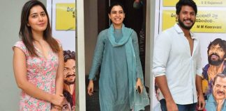 Celebs At Care of Kancharapalem Special Premiere Show