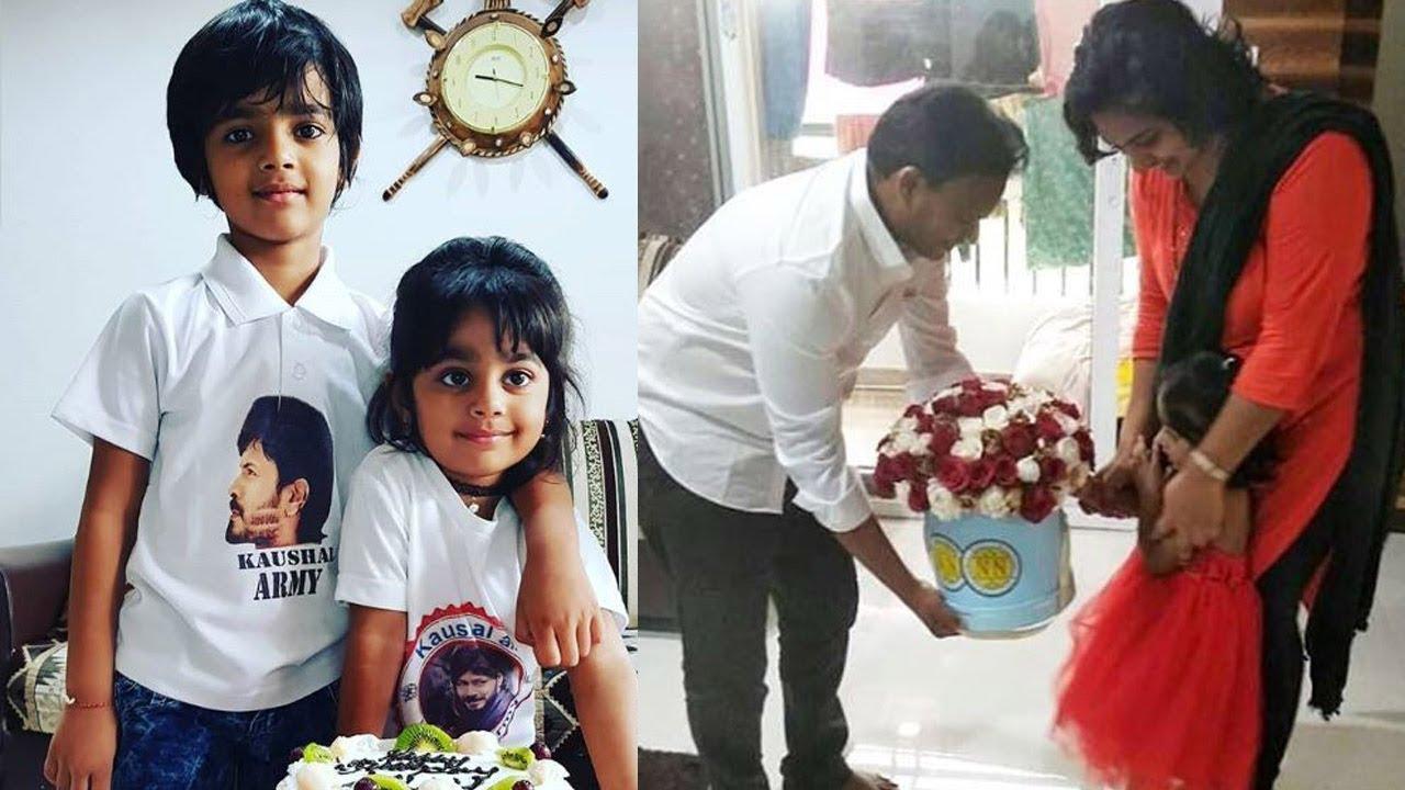 Kaushal Daughter Lalli's Birthday