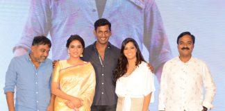 Pandem Kodi 2 Movie Trailer Launch Event Images