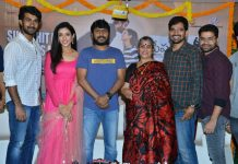 Paper Boy Movie Success Meet Images