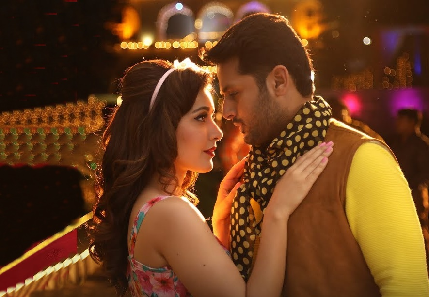 Something Something Ga  Video Song From Srinivasa Kalyanam Movie