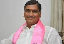 Harish Rao Escapes Unhurt In Fire Accident