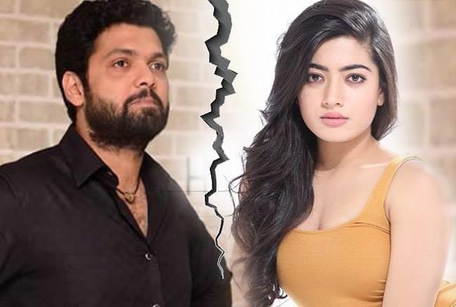 Rashmika Mandana Rakshit Shetty Engagement Breakup