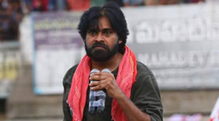 Pawan Kalyan in West Godavari district