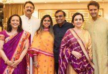 Eesha Ambani Marriage Details
