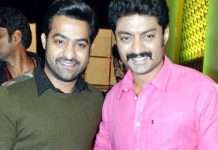 NTR and Kalyan Ram Donation