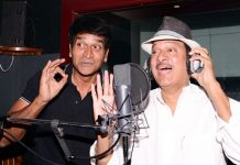 Rajendra Prasad Voice Over For Adhugo Movie