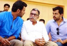 Nadigar sangam members meeting on me too movement