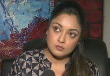 Case Filed on Tanushree Dutta