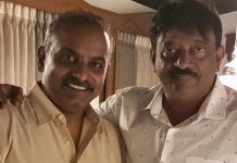 Keeravani Brother Kalyani Malik in Lakshmi's NTR movie