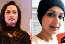 Namrata Shirodkar met Sonali Bendre,