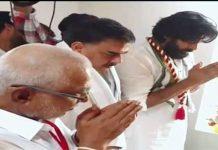 Pawan Kalyan Helps Titli Victims