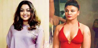 Tanushree dutta Rakhi Sawant me too