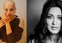 Sonali Bendre Cancer Images